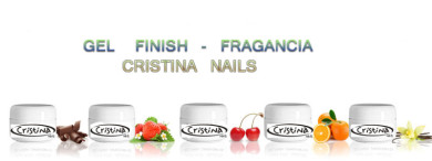 Gel finish fragancia
