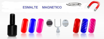 Esmalte magnético