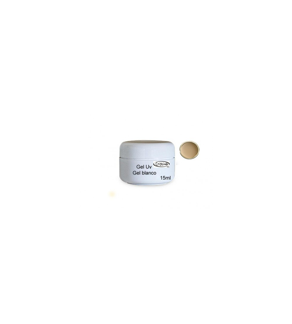 Gel blanco 15ml  economico