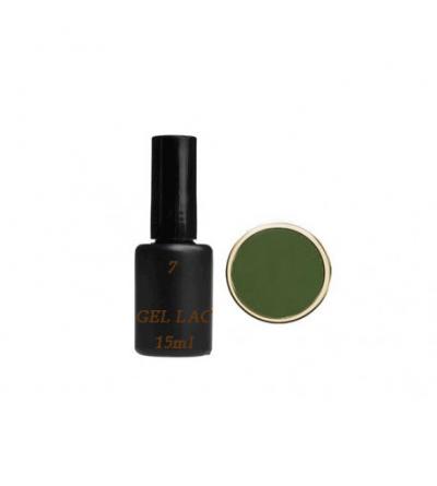 Esmalte permanente  -  Verde  15ml