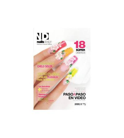 Revista  Nails Design España  nr   1