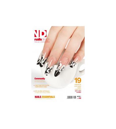 Revista  Nails Design España  nr   2
